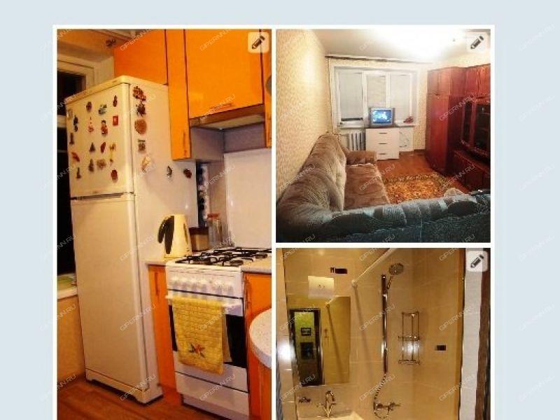 двухкомнатная квартира на улице Львовская дом 6