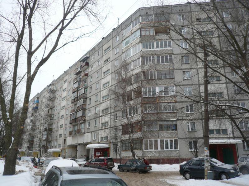 двухкомнатная квартира на улице Бринского дом 3