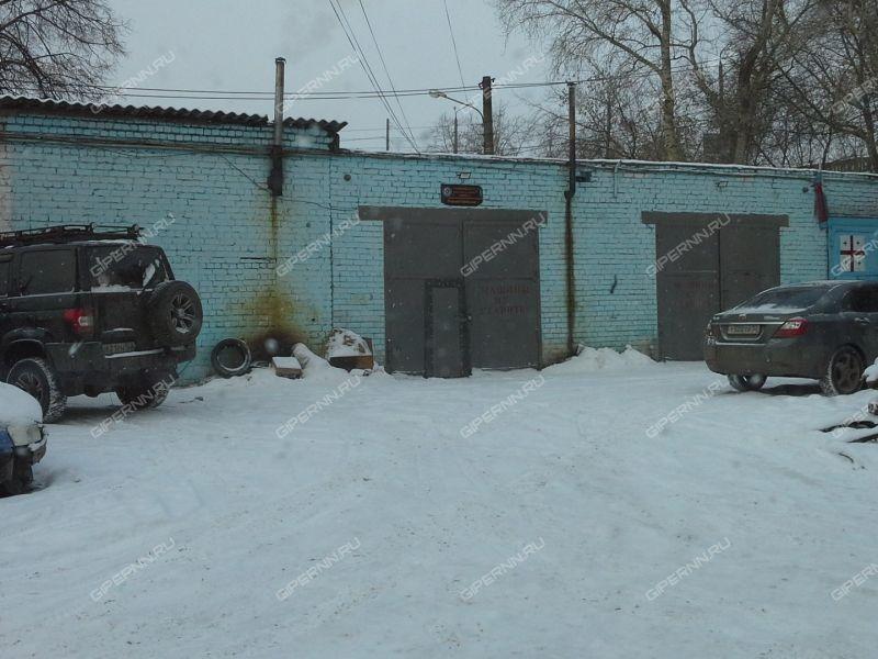 гараж на улице Львовская