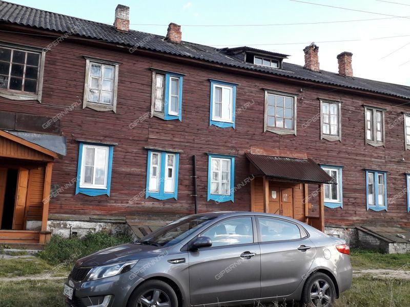 двухкомнатная квартира на Лесозаводской улице дом 1 село Чистое