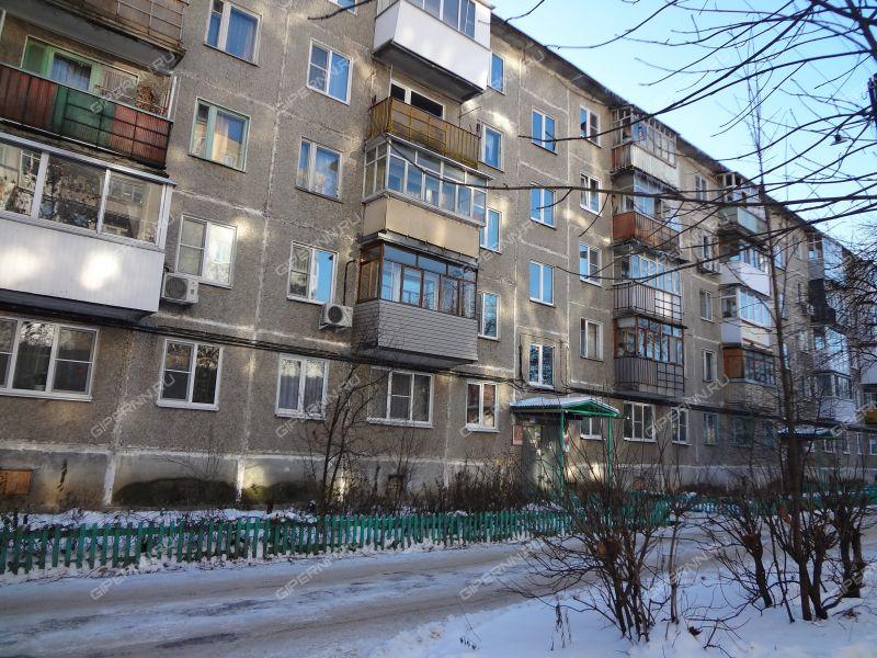 четырёхкомнатная квартира на проспекте Циолковского дом 49Б город Дзержинск