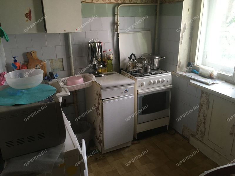 двухкомнатная квартира на улице Чапаева дом 7 город Балахна