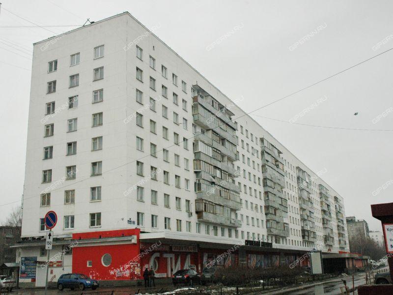 комната в доме 53 на проспекте Ленина