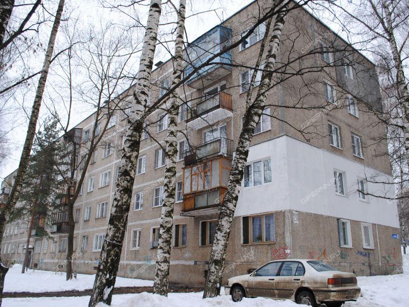 двухкомнатная квартира на улице Маршала Жукова дом 20
