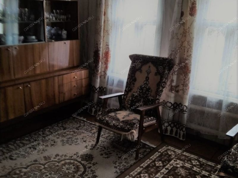 дом на улице 1-я Новая Линия город Павлово