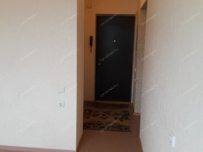 двухкомнатная квартира на улице Бурнаковская дом 77