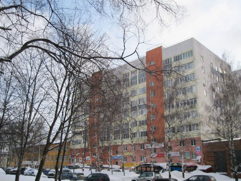 однокомнатная квартира на улице Медицинская дом 1а