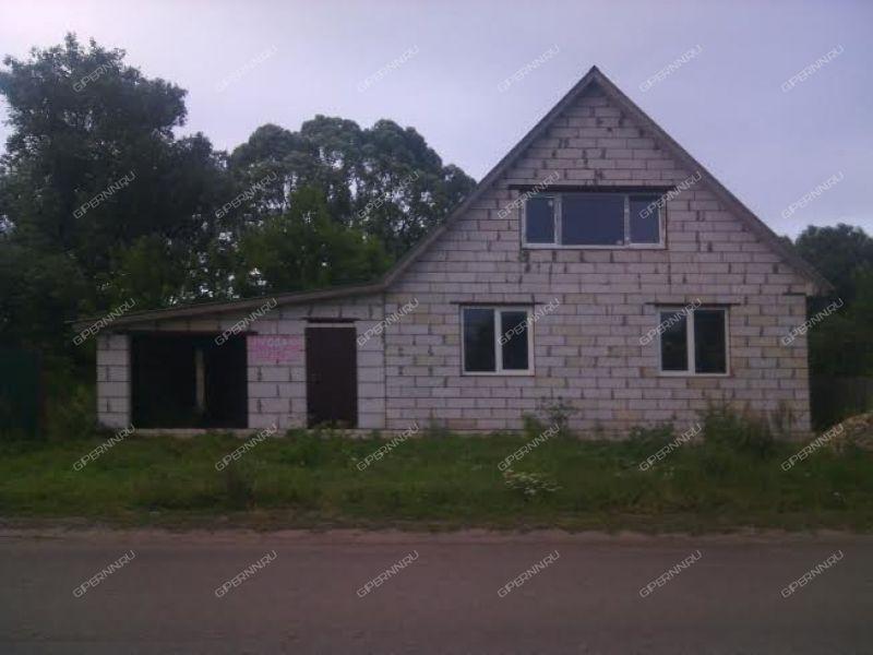 дом на улице Нижегородская рабочий посёлок Большое Мурашкино