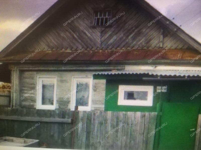 дом на улице Боровая