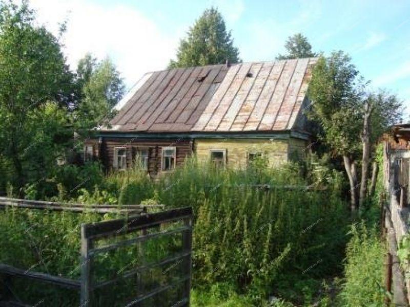 дом на западная город Заволжье