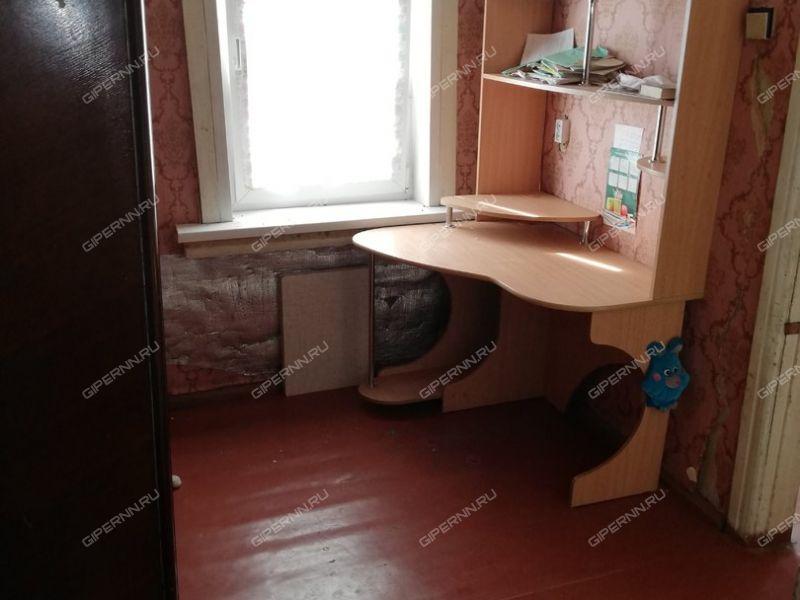 трёхкомнатная квартира на улице Строительная дом 1 посёлок Окский