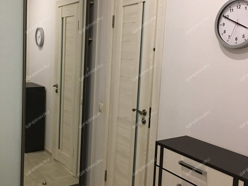 однокомнатная квартира на сутки на проспекте Гагарина дом 99 к1