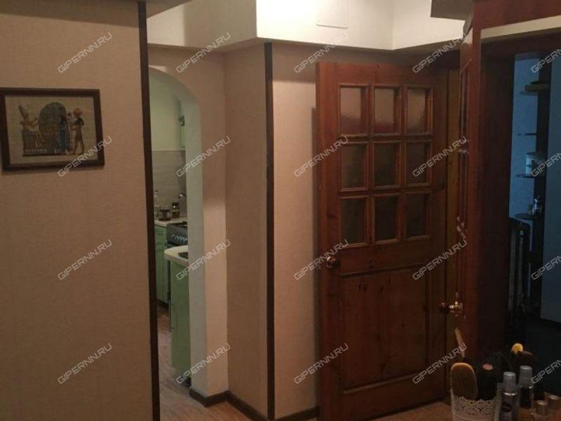 двухкомнатная квартира на проспекте Героев дом 15