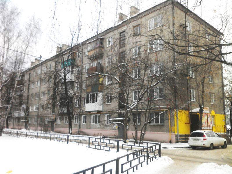 однокомнатная квартира на улице Чугунова дом 1 город Бор