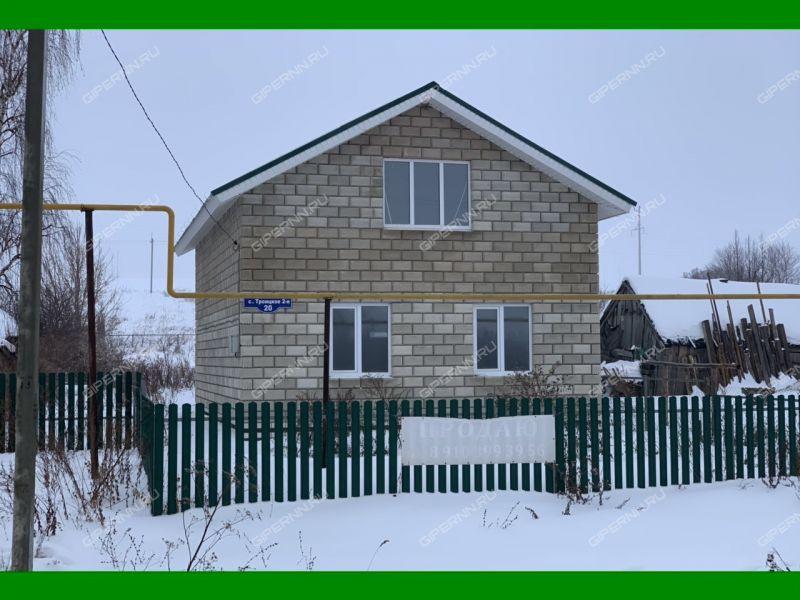 дом на  село Троицкое 2-е
