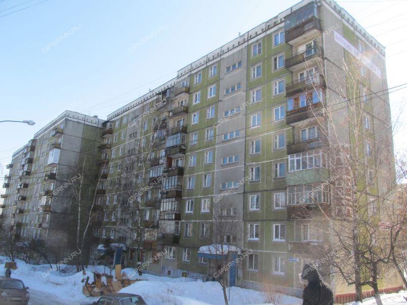 трёхкомнатная квартира на улице 40 лет Победы дом 2