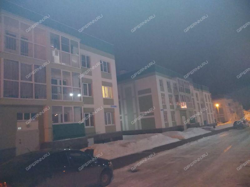 однокомнатная квартира на проспекте Олимпийский дом 20 посёлок Новинки