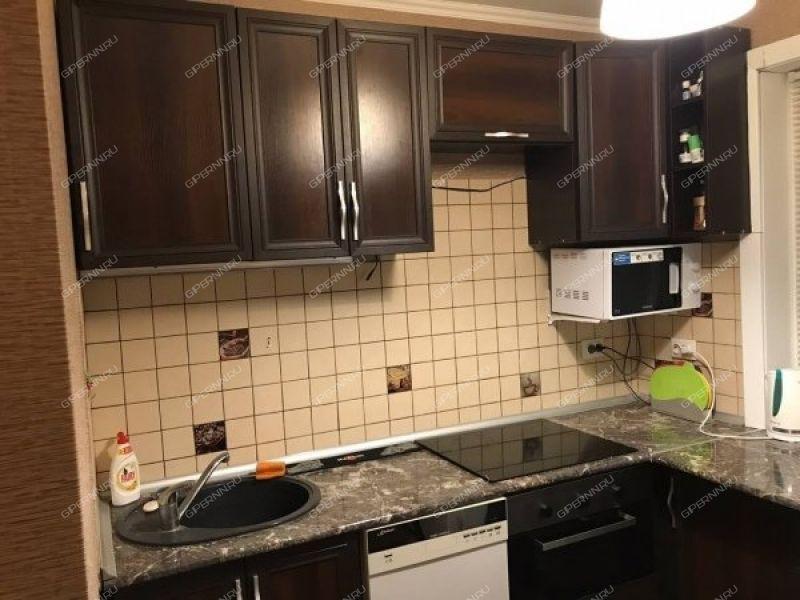 двухкомнатная квартира на проспекте Октября дом 12
