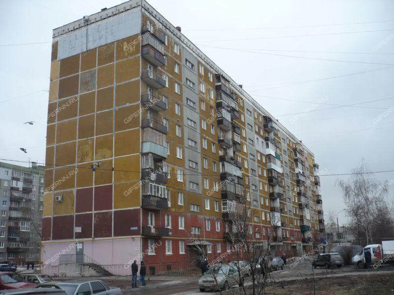двухкомнатная квартира на улице Гордеевская дом 40