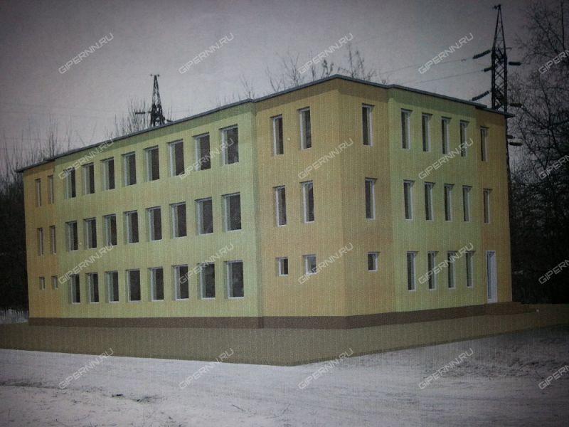 здание под офис, торговую площадь, недвижимость под гостиничный бизнес, недвижимость под общепит на улице Глеба Успенского