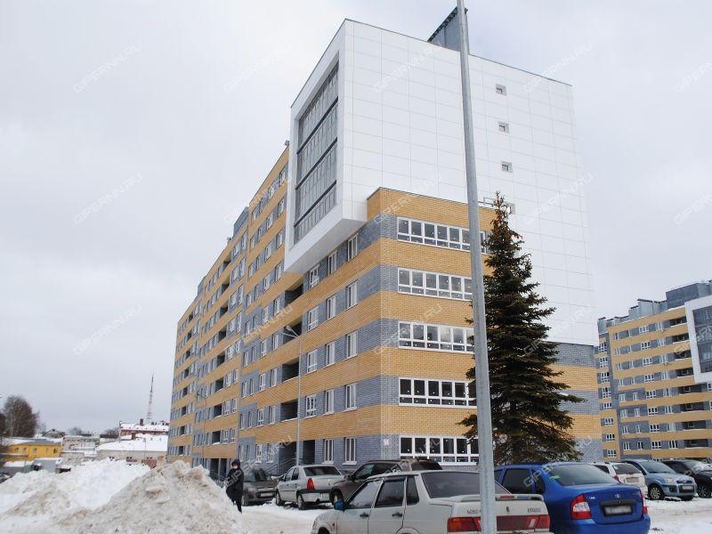 двухкомнатная квартира на проспекте Гагарина дом 36 к2