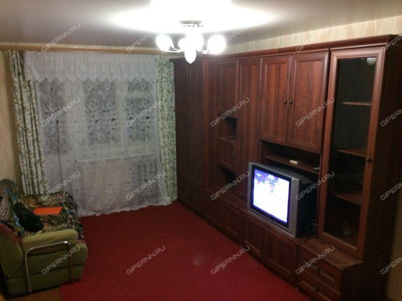 однокомнатная квартира на улице Неклюдово дом 27 город Бор