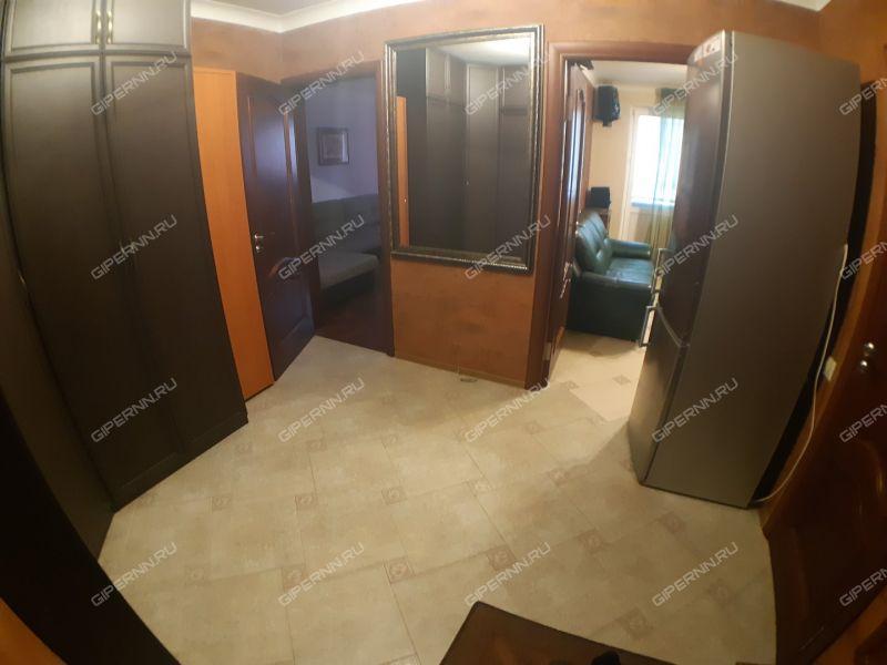однокомнатная квартира на набережной Волжская дом 22