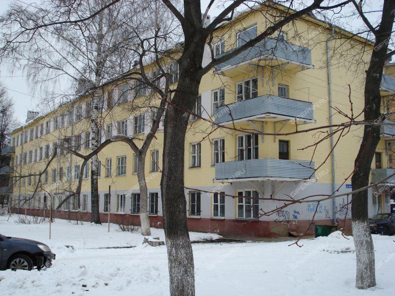 комната в доме 27 на проспекте Ильича