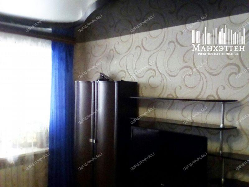 трёхкомнатная квартира на улице Мичурина дом 68 рабочий посёлок Красные Баки