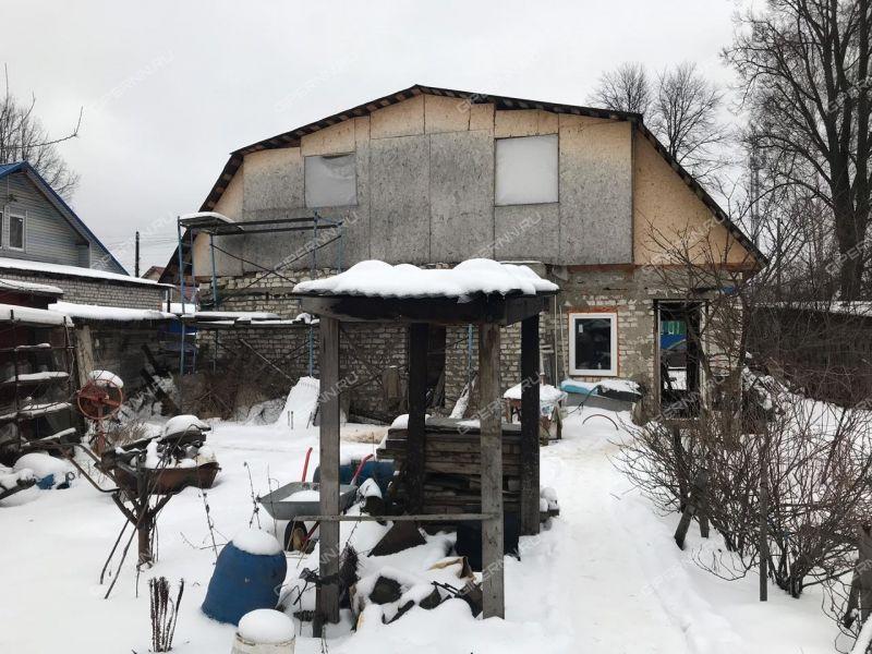 дом на улице Железнодорожная рабочий посёлок Горбатовка
