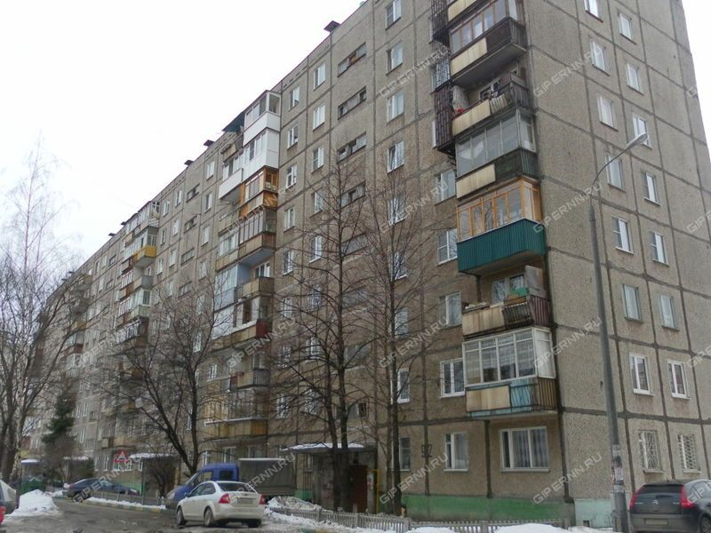 трёхкомнатная квартира на улице Берёзовская дом 92