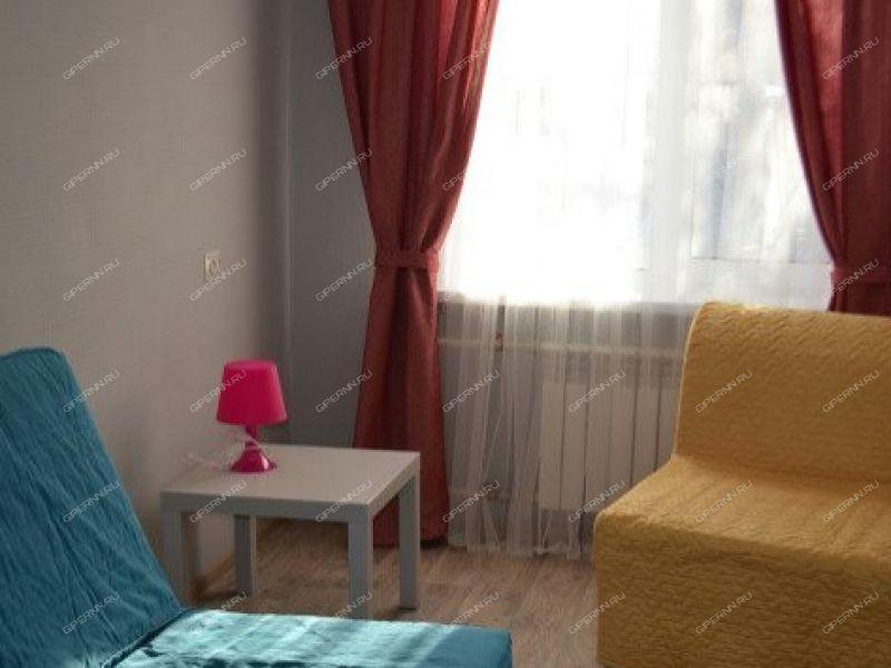 однокомнатная квартира на улице Жилкооперации город Выкса