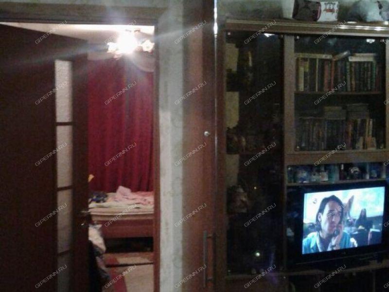 двухкомнатная квартира на улице Чапаева дом 3 город Балахна