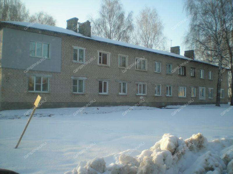двухкомнатная квартира на клубная улица дом 9 посёлок Керженец