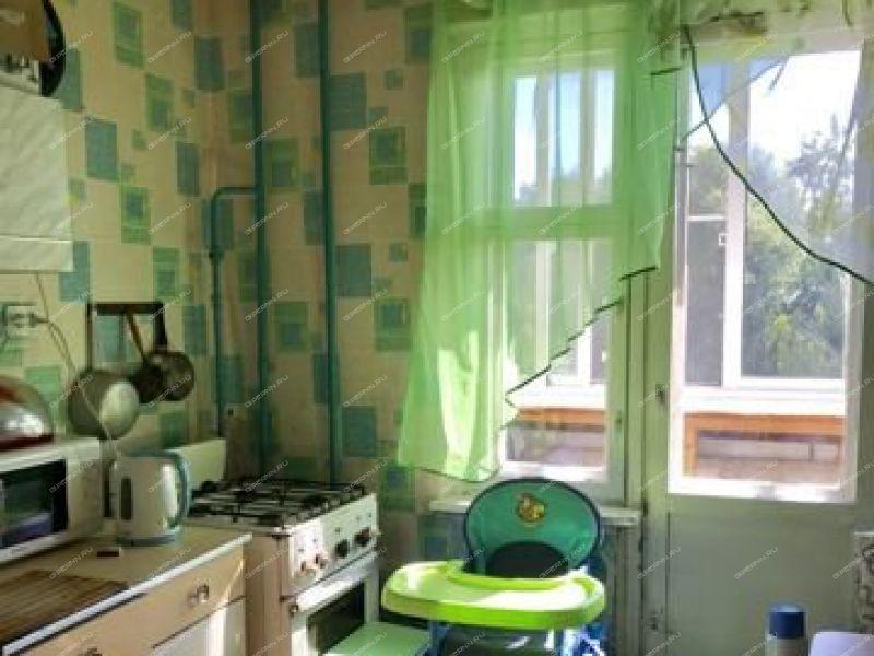 однокомнатная квартира на улице Олимпийская дом 5 город Балахна