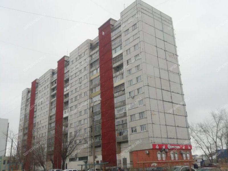 трёхкомнатная квартира на улице Пономарёва дом 4 город Заволжье