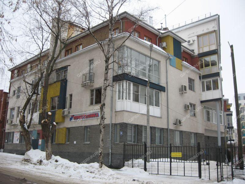 парковочное место на улице Володарского