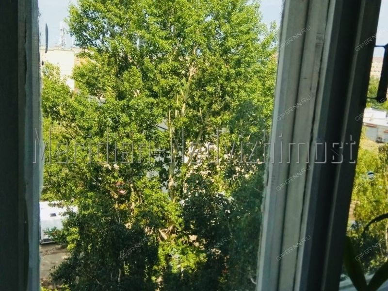 однокомнатная квартира на улице Маршала Воронова дом 20