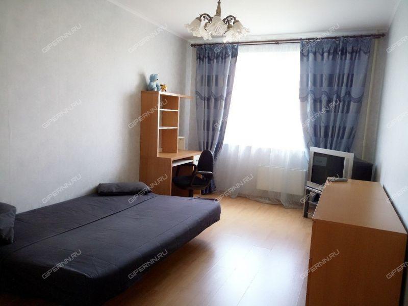 комната в доме 100 на улице Ванеева