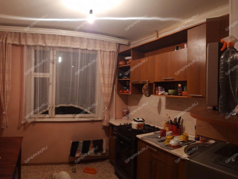 четырёхкомнатная квартира на улице Пономарёва дом 7 город Заволжье