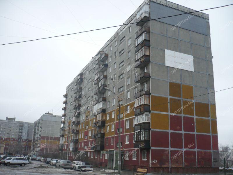 трёхкомнатная квартира на Гордеевской улице дом 58