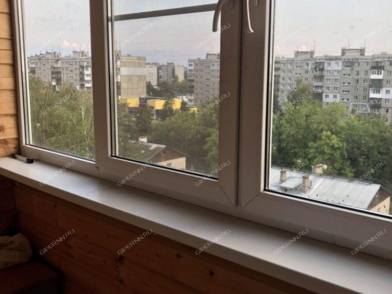 комната в доме 7 на улице Дружаева