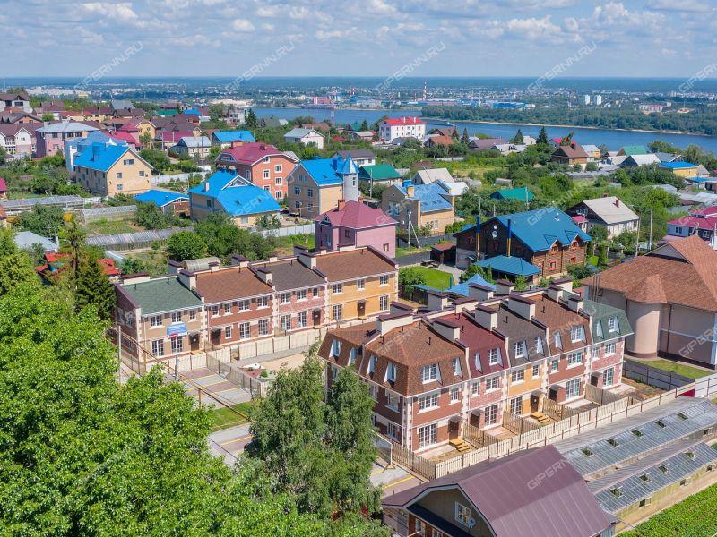 таунхаус в деревне Новая