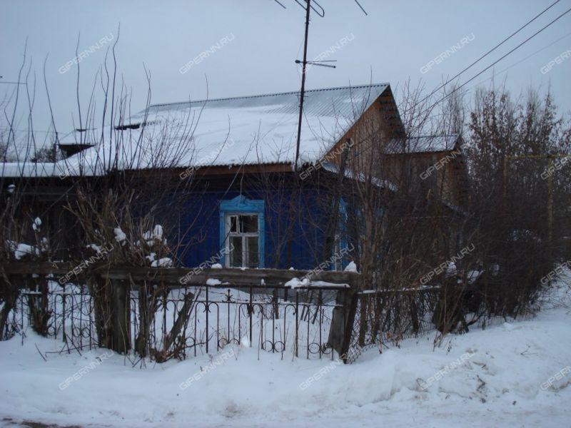1/2 дома на улице Некрасова