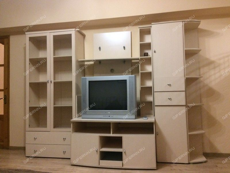 однокомнатная квартира на проспекте Гагарина дом 101 к3