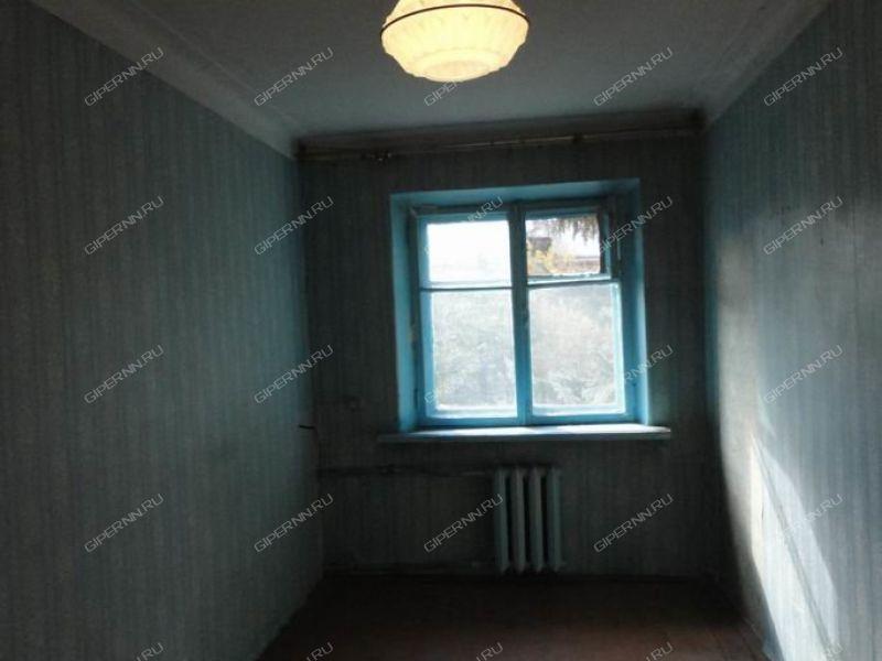 двухкомнатная квартира на улице Сурикова дом 1