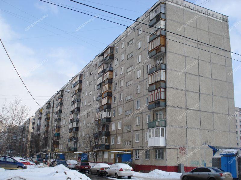 трёхкомнатная квартира на улице Комсомольская дом 8