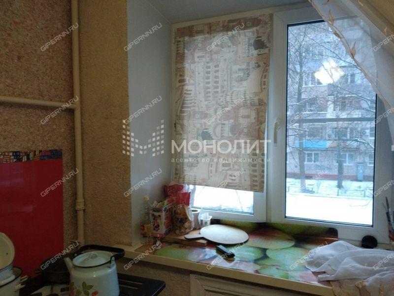 однокомнатная квартира на улице Павла Орлова дом 3