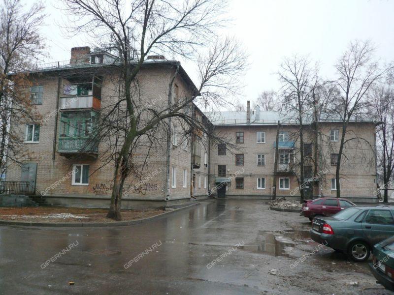 комната в доме 1 на улице Василия Иванова