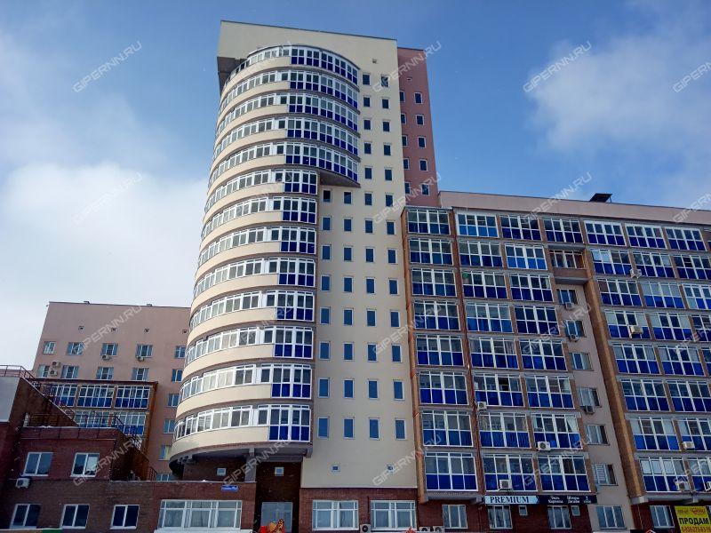 шестикомнатная квартира на улице Родионова дом 197 к5